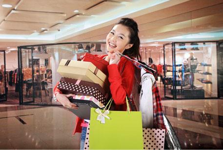 쇼핑 轻松购物 享受正品