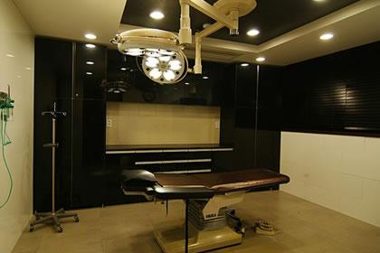 韩国SKY整形医院手术室