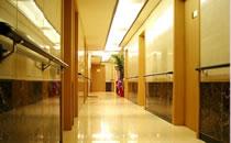 韩国美整形医院医院走廊