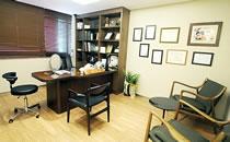 韩国丽丝整形外科医院咨询室