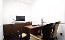 韩国贝尔塔理整形外科医院商谈室