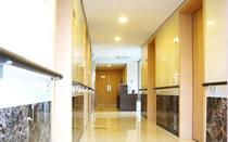 韩国美整形医院医院入口处