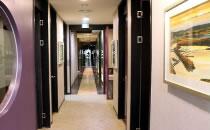 韩国体美人专业吸脂医院走廊