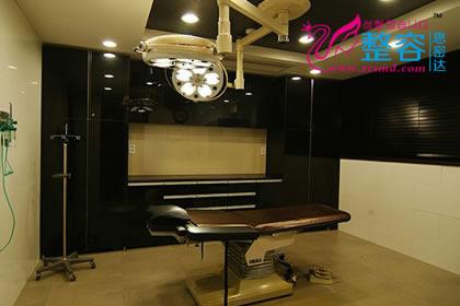 韩国sky整形医院手术室-韩国sky整形外科医院-整容