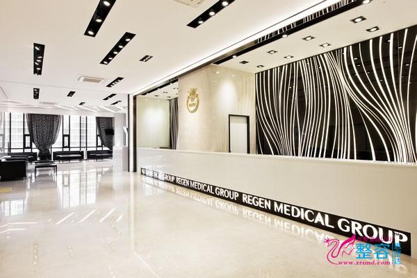 韩国丽珍整形医院前台