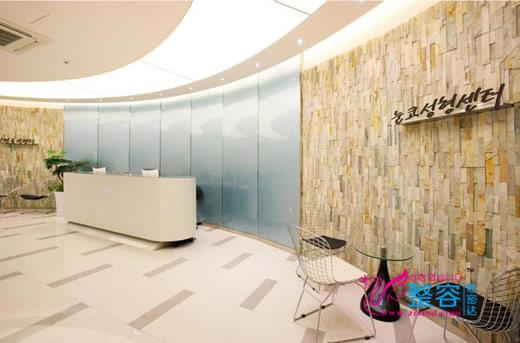 韩国巴诺巴奇整形医院5楼眼鼻部和脸咨询室