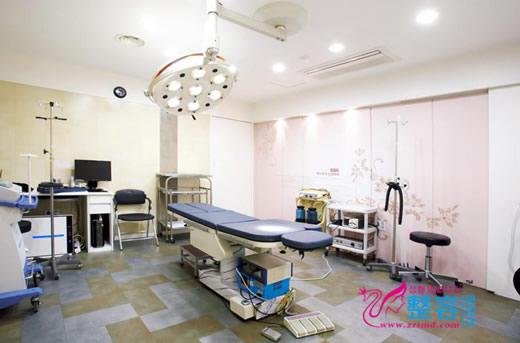 韩国巴诺巴奇整形医院4楼手术室
