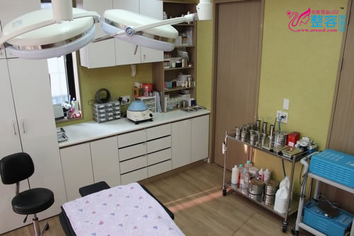 韩国REX整形外科手术室