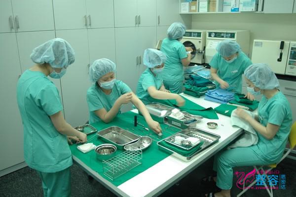 韩国艺德雅整形医院手术室