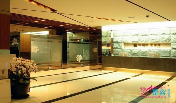 韩国艺德雅整形医院大厅
