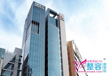 韩国BK整形医院全景图