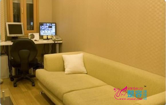 韩国江南三星医院VIP室