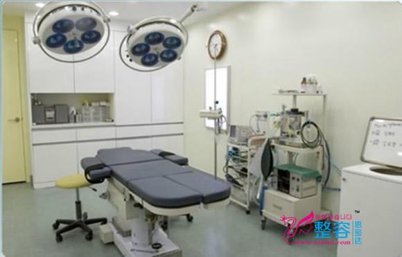 韩国江南三星医院手术室