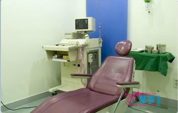 韩国江南三星医院治疗室