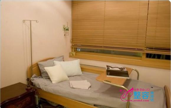 韩国江南三星医院休息室