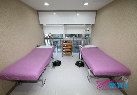 韩国BK整形医院6楼治疗室