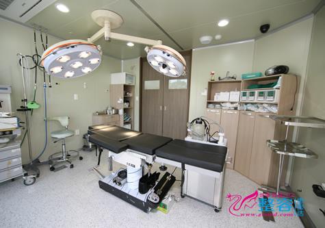 韩国BK整形医院10楼手术室