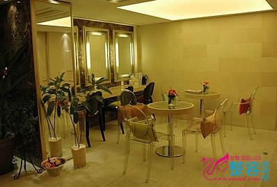 韩国DrChois整形外科诊所化妆室