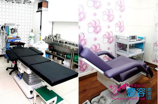 韩国channel整形外科医院手术室