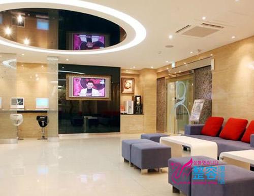 韩国MIGO整形医院大厅