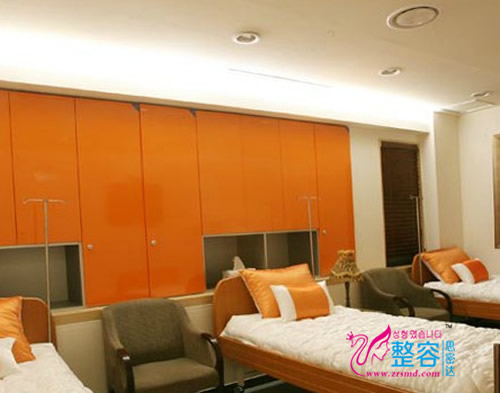 韩国MIGO整形医院休息室