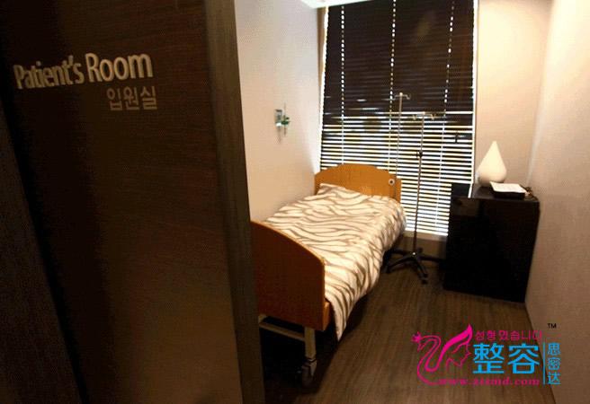 韩国ITEM整形外科医院术后恢复室