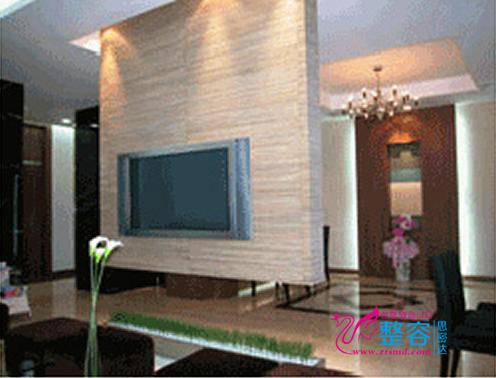 韩国橄榄整形外科医院等候室室