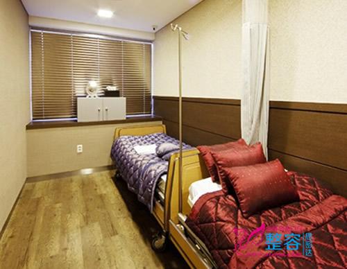 韩国橄榄整形外科医院休息室