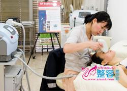 韩国dk韩东均整形外科医院激光护理室
