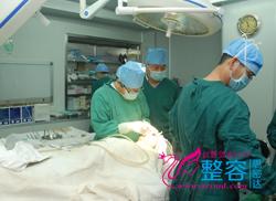 韩国dk韩东均整形外科医院第二手术室