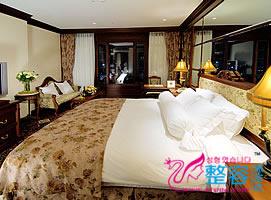 韩国imperial palace(皇宫)酒店豪华客房