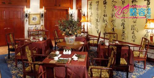 韩国imperial palace(皇宫)酒店中国餐厅