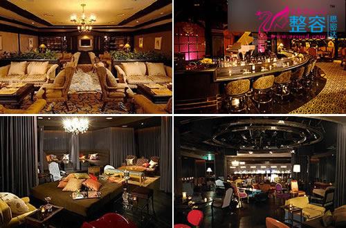 韩国imperial palace(皇宫)酒店音乐酒吧