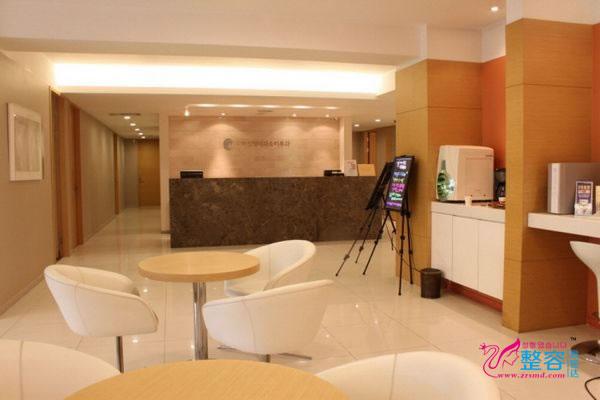韩国Smile整形医院大厅