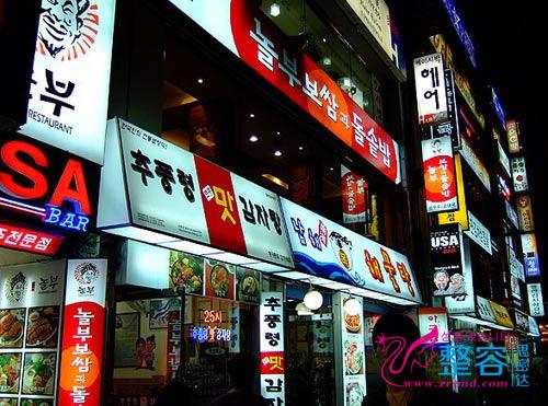 韩国运动鞋店面装修效果图