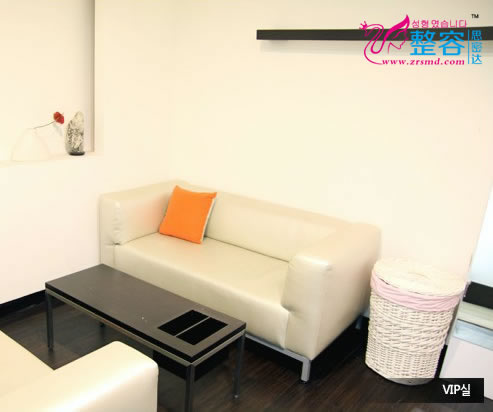 韩国秀整形外科医院休息室