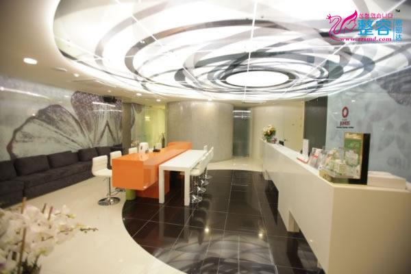 韩国清潭JUNEIS整形外科休息区