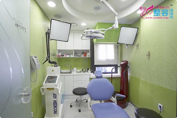 韩国一美知整形外科医院治疗室