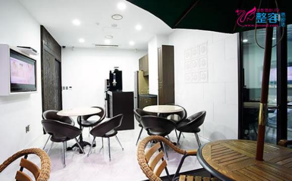 韩国贝尔塔理整形外科医院休息室