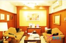 韩国都市整形外科医院休息大厅