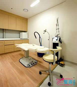 韩国RAUM整形外科医院治疗室