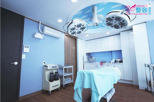 韩国尹熙根整形外科医院手术室