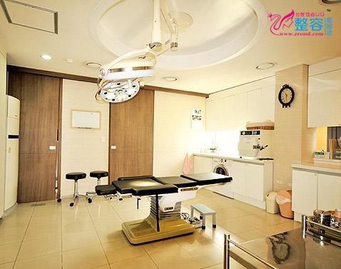 韩国金仁键整形美容医院医院环境