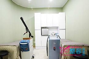 韩国Shes整形外科医院激光护理室