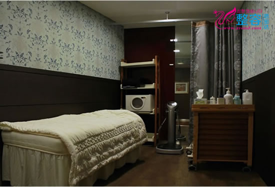 韩国世民整形外科医院皮肤管理室