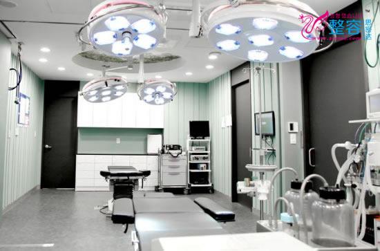 韩国奥纳比整形外科医院手术室