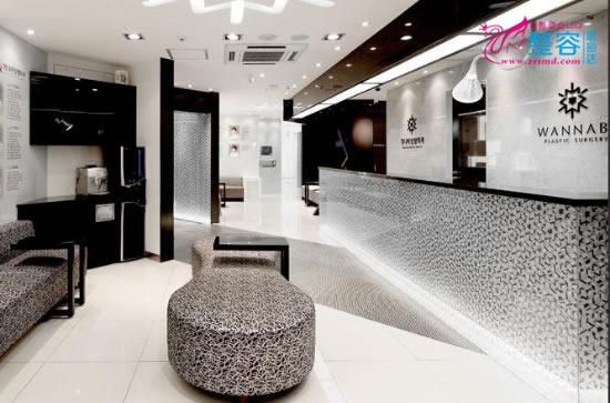 韩国奥纳比整形外科医院大厅