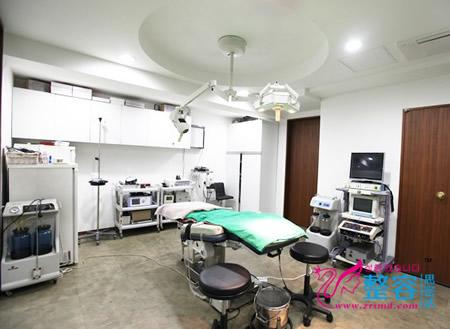 韩国S-ONE整形外科医院手术室