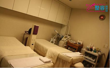 韩国延世真整形医院美容室