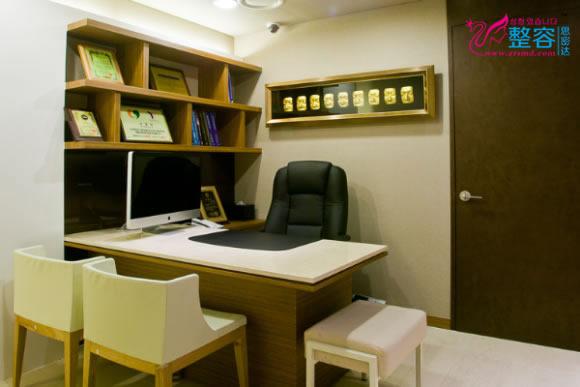 韩国博朗温整形外科医院咨询室
